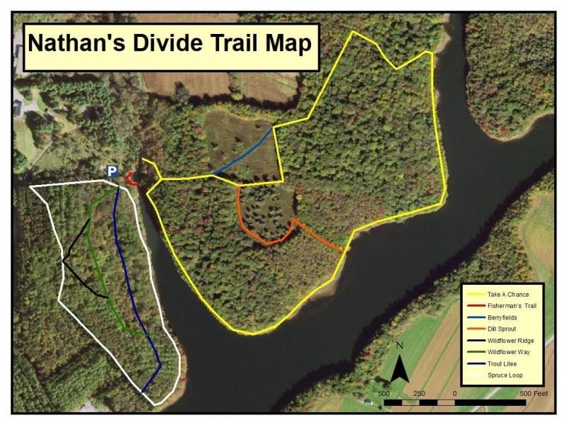 Ebensburg Trail System Masterplan | Nathan's Divide
